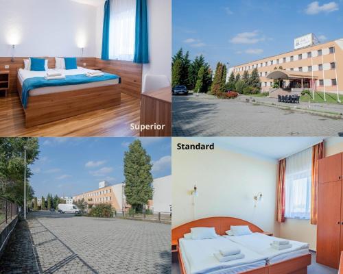 Homoky Hotels Bestline Hotel - Budapest