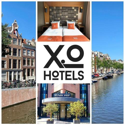 XO Hotels Park West in Amsterdam