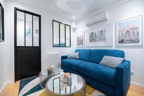 Beautiful Apartment in Marais - With AC - Hôtel - Paris