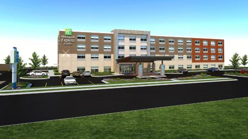 . Holiday Inn Express & Suites - Yorkville, an IHG Hotel