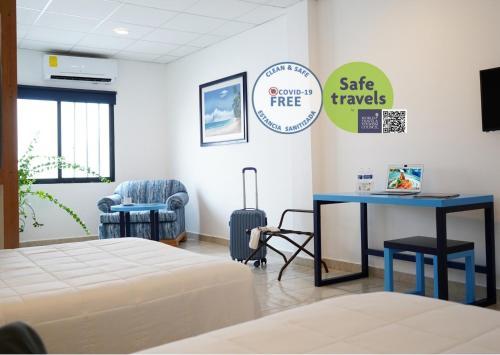 . Hotel & Suites Arges - Centro Chetumal