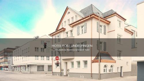 . Hotel Post Sindelfingen