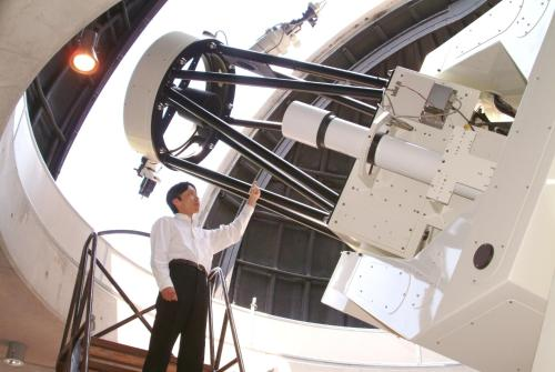 Stay in an astronomical observatory in Minami-Aso! Watch the