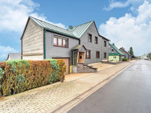 . Beautiful Apartment with Garden near Ski Area in Thuringia