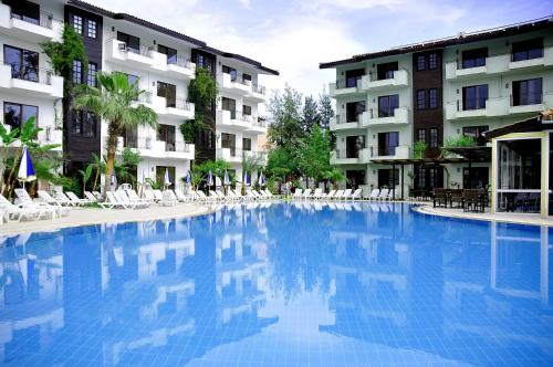 Side Lemas Suite Hotel by Kulabey rezervasyon