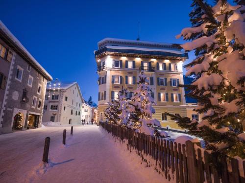 Hotel Müller - mountain lodge - Pontresina