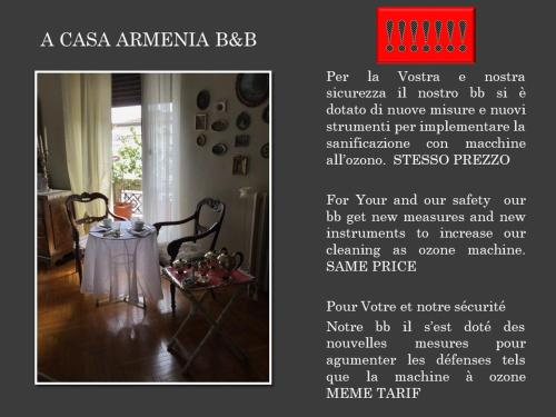 A Casa Armenia B&B - Accommodation - Turin