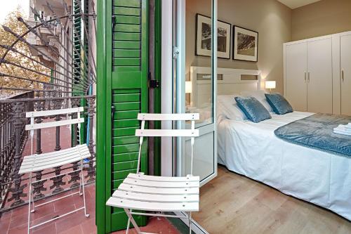 Habitat Apartments Batlló impression