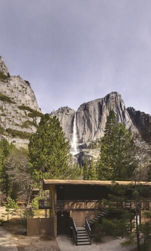 . Yosemite Valley Lodge