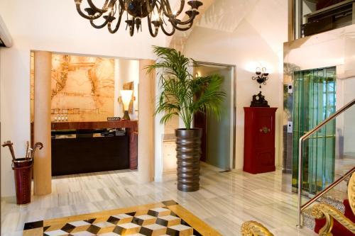 Einzelzimmer  Mirador de Dalt Vila-Relais & Chateaux 3