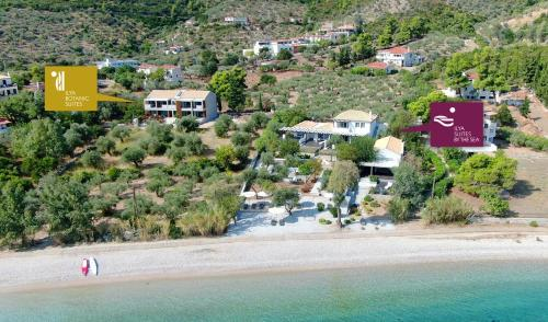 . Ilya Suites By The Sea & Ilya Botanic Suites in Alonissos
