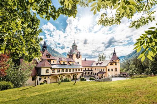 Naturhotel Schloss Kassegg - Hotel - Sankt Gallen