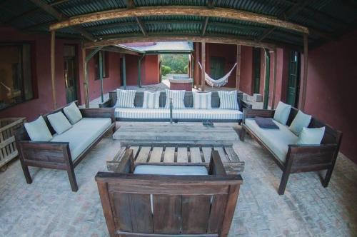 Habitacion Doble y Triple en Casco de Estancia de 2000 hectáreas