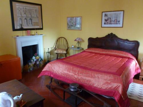 B&B Casa Manuelli værelse billeder