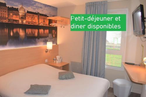 . Hôtel Inn Design Resto Novo Châteaubriant