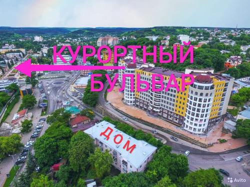 . Apartment Kuybysheva 4