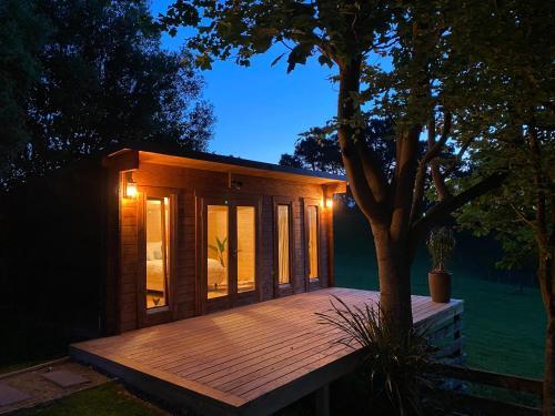 Blue spring cabin - Chalet - Putaruru