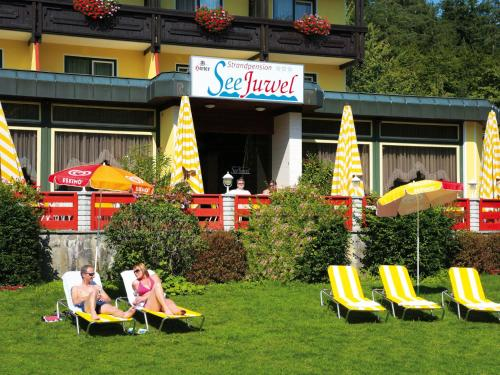 Фото отеля Strandpension Seejuwel