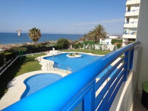 . Apartamento penthouse frente al mar
