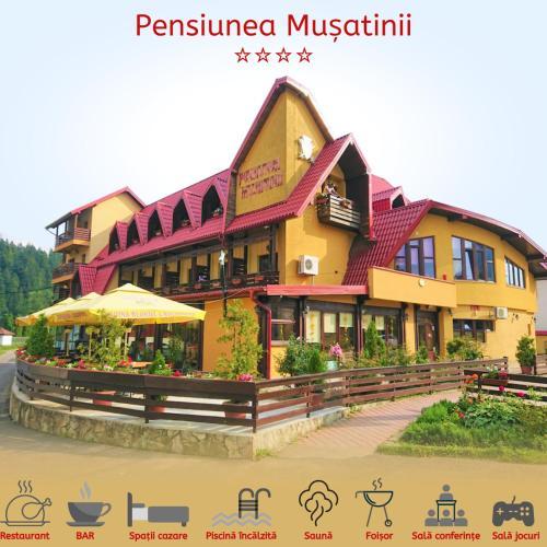 . Pensiunea Mușatinii