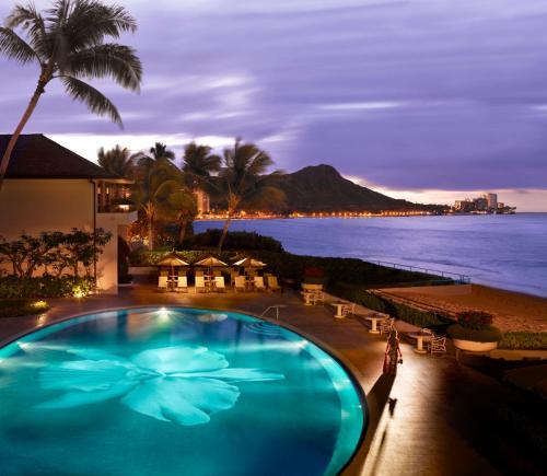 Halekulani - Honolulu, HI 96815-1988