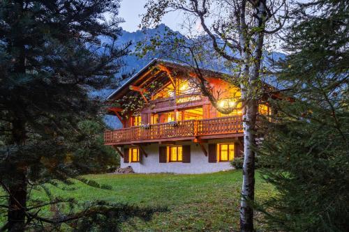 Chalet Muskoka - Chamonix