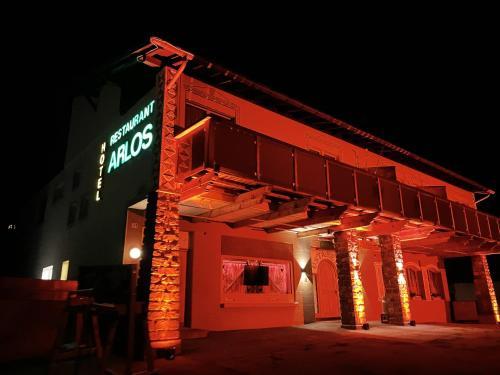 ARLOS - Hotel - Restaurant - Bar - Savognin