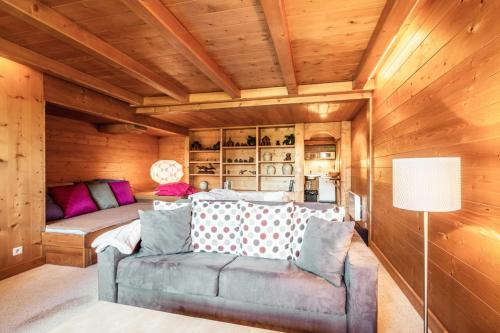 Cosy and comfortable studio ski-in and walking distance from the slopes - Hotel - Megève
