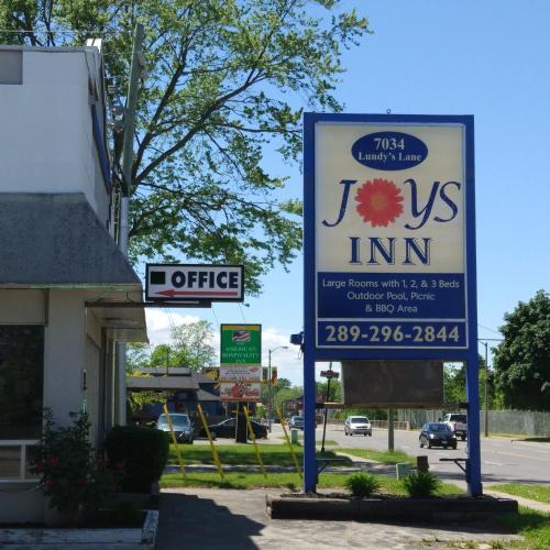 . Joys Inn Niagara Falls