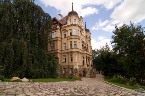 . Apartmány Villa Liberty