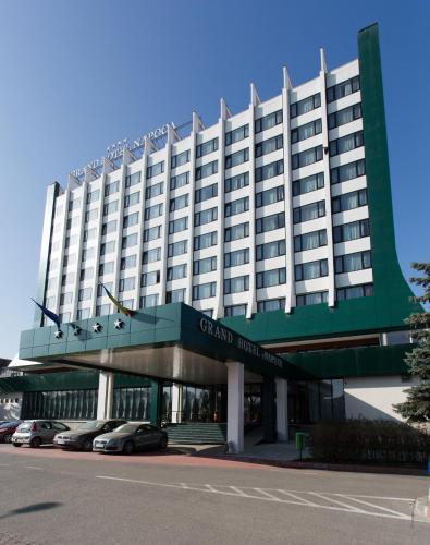 . Grand Hotel Napoca
