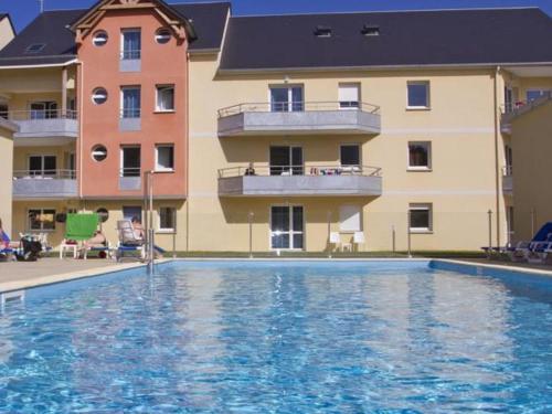 . Apartment les Isles de Sola Grandcamp - T2