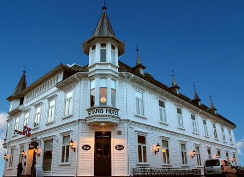 . Grand Hotel Flekkefjord