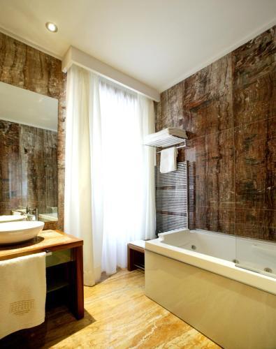 Einzelzimmer  Mirador de Dalt Vila-Relais & Chateaux 2
