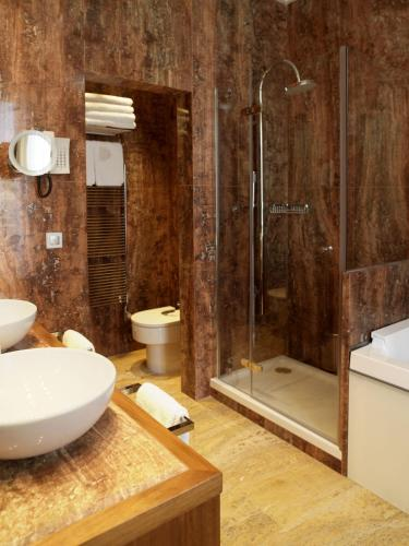 Superior Doppel- oder Zweibettzimmer Mirador de Dalt Vila-Relais & Chateaux 4