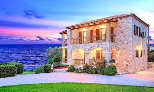 . Villa Mare Psarou