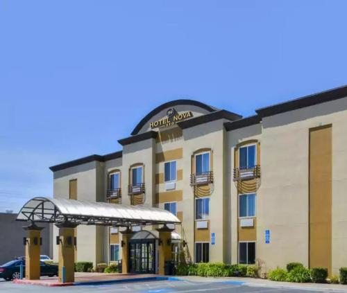 Hotel Nova SFO By FairBridge - South San Francisco, CA CA 94080