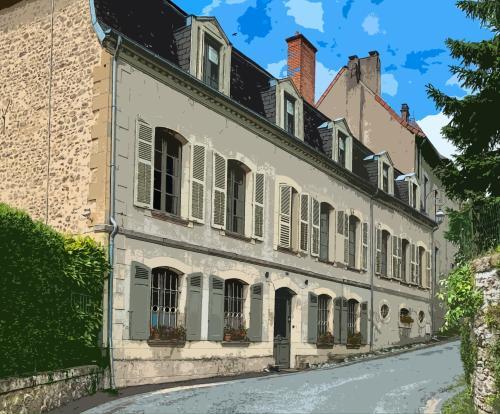 Maison Numero Neuf - Hotel - La Souterraine