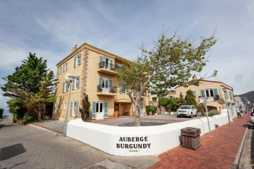 Auberge Burgundy Guesthouse