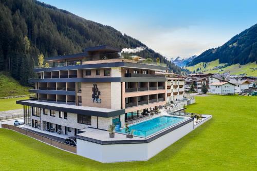 Hotel Tirolerhof Lanersbach-Tux