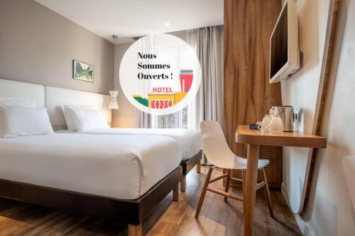 Hotel Magenta 38 by Happyculture - Hôtel - Paris