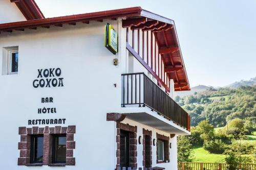 . Logis Hotel Xoko-Goxoa