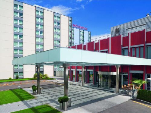 Mövenpick Hotel Zurich Airport - Glattbrugg