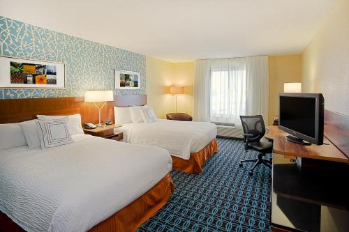Fairfield Inn & Suites Chicago Southeast/Hammond In