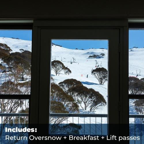 Lucy Lodge - Hotel - Charlotte Pass