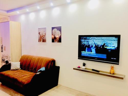 . New apartment