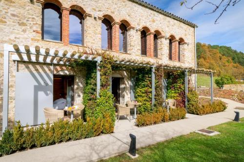 Habitación Doble con jardín Les Planes del Grau 7