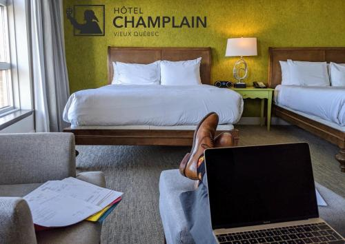 Hotel Champlain - Photo 2 of 68