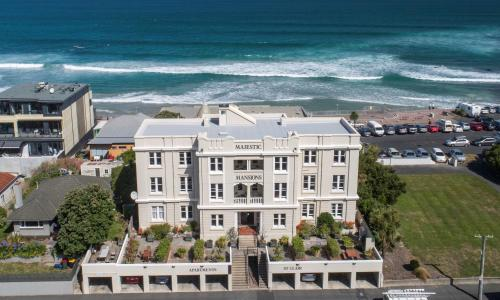Majestic Mansions – Apartments at St Clair - Accommodation - Dunedin