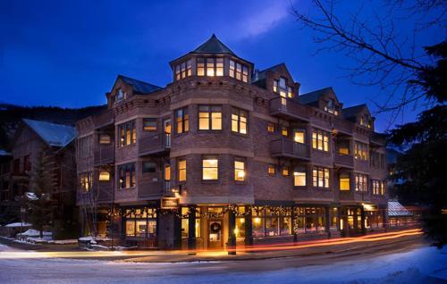 Hotel Columbia 3 Bedroom by Alpine Lodging Telluride